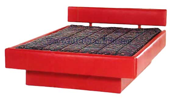 5 Board Upholstered Bed