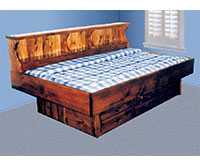 Pine Youth Bed