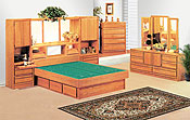 Coronado Waterbed Furniture Group