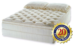 Somma softside waterbed mattress