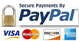 Paypal & Credit Cards