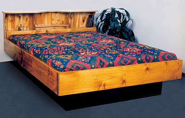 Pine Waterbed Furniture