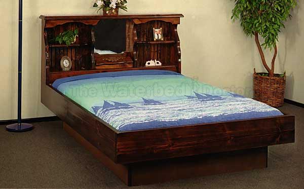 Dakota Pine Waterbed Furniture