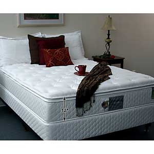 Flotation Sleep 8400 Pillow Top