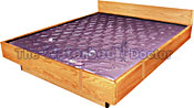 Replacement Parts for Wood Frame Waterbeds